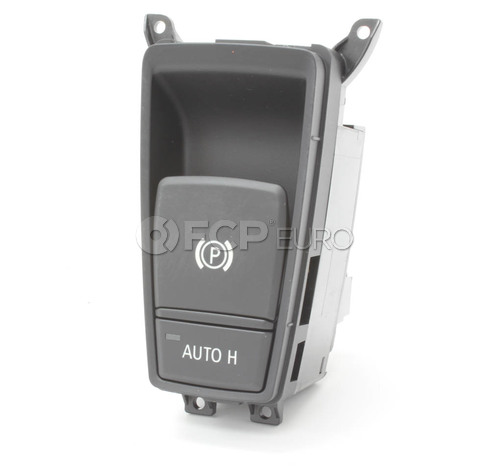 BMW Parking Brake Switch (EMF) - Genuine BMW 61319148508