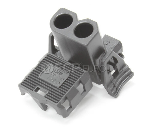 BMW Plug Terminal Black - Genuine BMW 61131378416