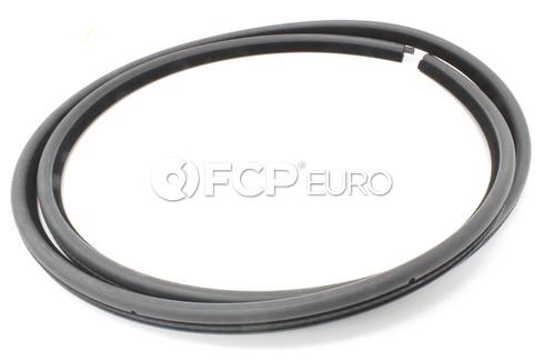 BMW Door Seal Rear (E39) - Genuine BMW 51727116405