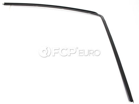 BMW Decorative Frame Left - Genuine BMW 51318117457