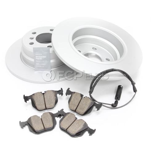 BMW Brake Kit - Meyle/Akebono 34216794299KT3