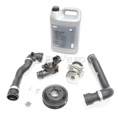 BMW Water Pump and Thermostat Replacement Kit (E46) - 11517509985KT