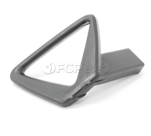 Mercedes Seat Belt Guide Right - Genuine Mercedes 1248680422