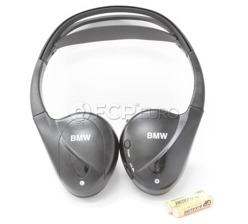 BMW Wireless Headphone - Genuine BMW 65110432313