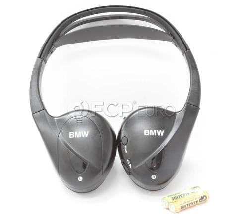 BMW Wireless Headphone - Genuine BMW 65110432313