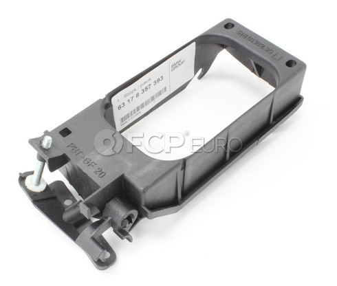 BMW Fog Light Bracket Front Left (E36)- Genuine BMW 63178357393