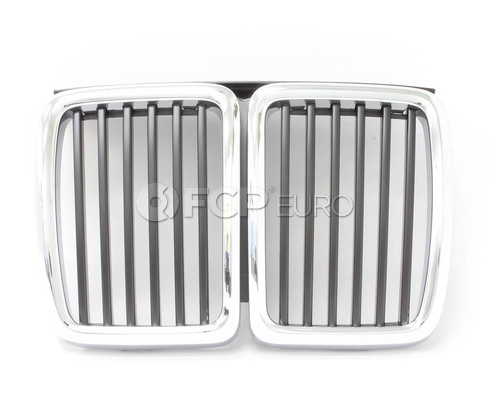 BMW Kidney Grille (E30) - Genuine BMW 51131945877