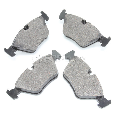 BMW Brake Pad Set Front (M3) - Jurid 573185J-AS