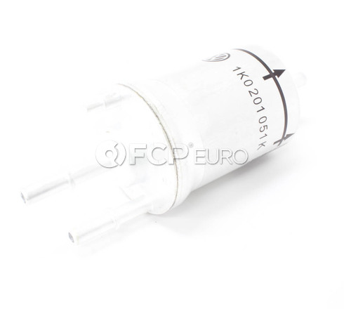 Audi VW Fuel Filter - Genuine VW Audi 1K0201051K