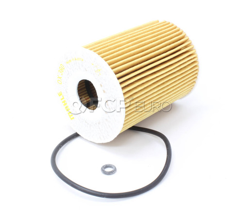 Mercedes Engine Oil Filter - Mahle OX380D