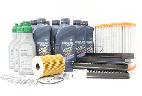 BMW Comprehensive Service Kit (E90 E92 E93 M3) - Genuine BMW E9XM3COMPSVCKT