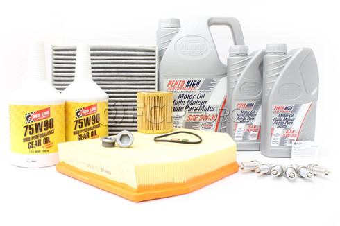 BMW Comprehensive Service Kit (E85 E86) - Mann E85E86COMPKT1