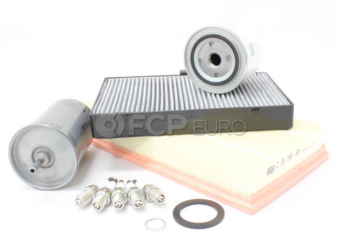 Volvo Maintenance Kit (C70 S70 V70) - Mann KIT-P80TUNENALATE2KT2
