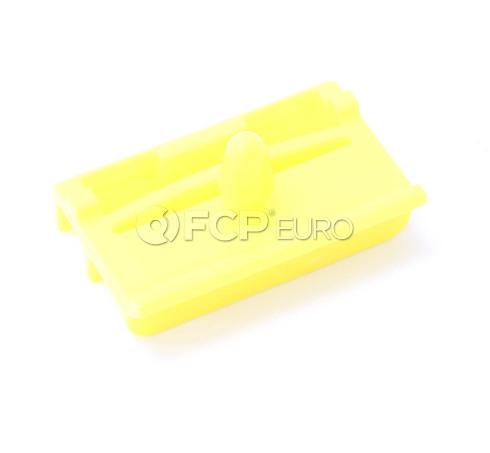 BMW Clip (Yellow) - Genuine BMW 51777166869