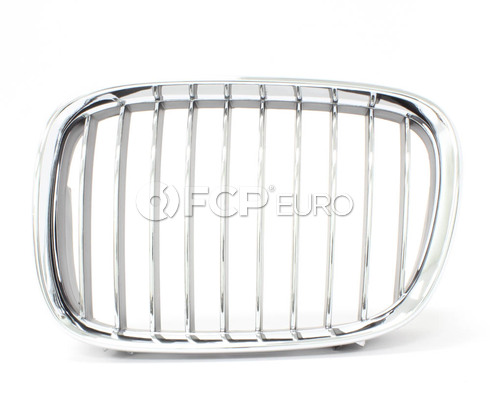 BMW Kidney Grille Left (E39) - Economy 51138184531