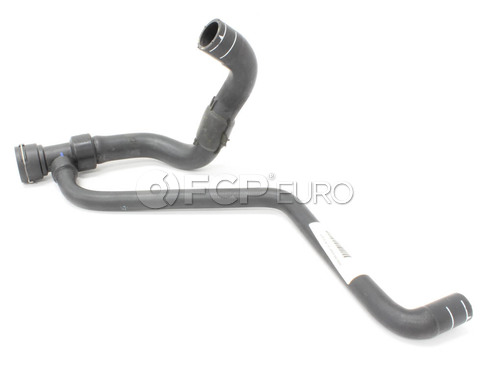 VW Audi Radiator Coolant Hose Lower (A4 Passat) - Genuine VW Audi 8D0121055G