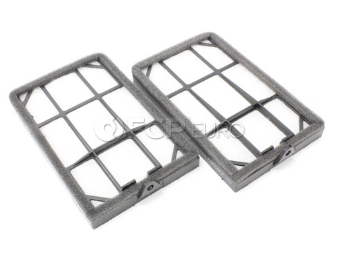 BMW Cabin Air Filter Set - Meyle 64118391385