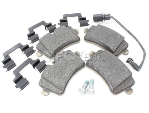 Audi Porsche Brake Pad Rear (A7 Quattro A6 Quattro RS5 A6) - Genuine VW Audi 4G0698451A