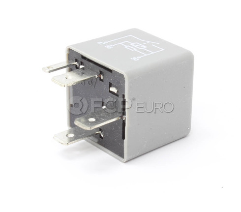 VW Audi Engine Control Module Relay - Meistersatz 1J0906381A