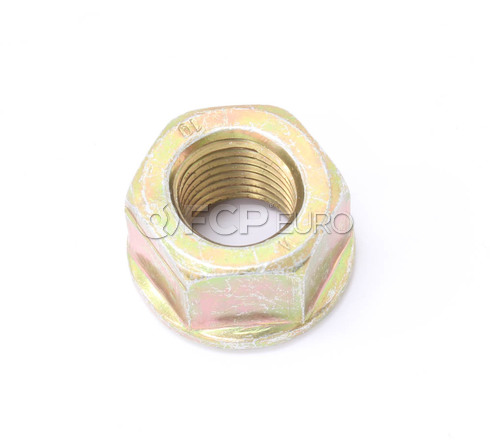 BMW Collar Nut (M14X15) - Genuine BMW 33331126136