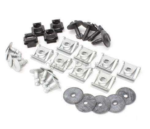 Audi Splash Guard Hardware Kit