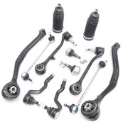 BMW 12-Piece Control Arm Kit - Meyle X3CAKITFULAL-MY