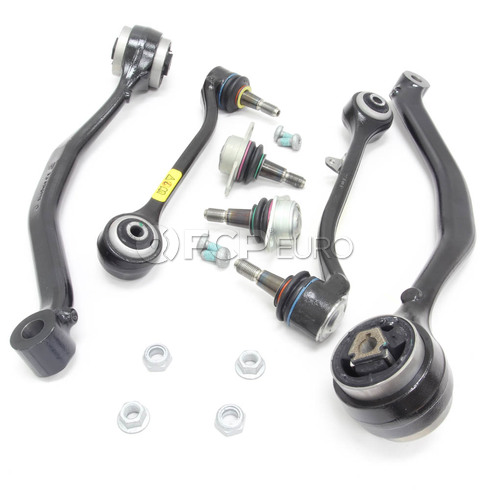 BMW 6-Piece Control Arm Kit (X3) - Lemforder X3CAKITA