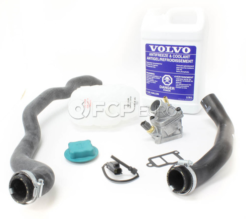 Volvo Cooling System Kit (XC90) - Genuine Volvo KIT-P2XC90CSK25T2