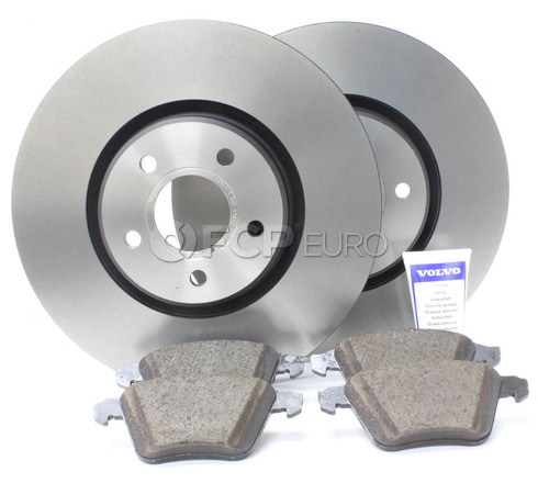 Volvo Brake Kit - Genuine Volvo KIT-P1320FTBKP5