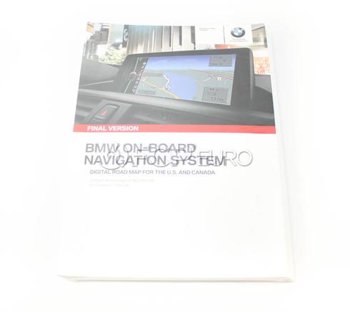 BMW 2015-1Nav 11Cd (Mk-X - Genuine BMW 65902365696