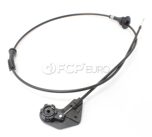 BMW Hood Release Cable - Genuine BMW 51238150080