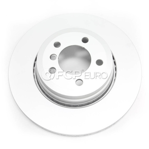 BMW Brake Rotor Rear - Meyle 40406031