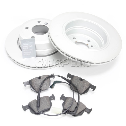 BMW Brake Kit Rear (E60) - Genuine BMW 34216864053KTR3