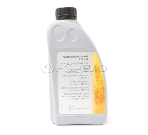 Mercedes Transmission Fluid Blue 236.15 (1 Liter) - Genuine Mercedes 001989780309
