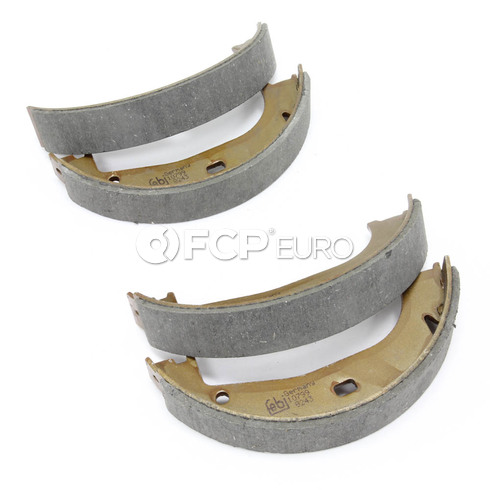 BMW Parking Brake Shoe Set (E36) - Febi 34416761289