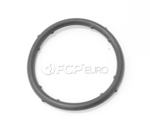 Audi VW Coolant Outlet O-Ring (Jetta Cabriolet Corrado Beetle) - Genuine VW Audi 037121687