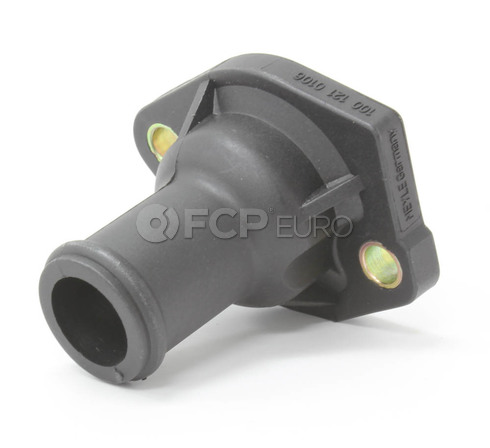 VW Audi Coolant Outlet Flange - Meyle 026121144A