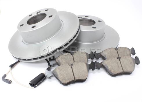 BMW Brake Kit - Meyle/Akebono 34116767061KT1