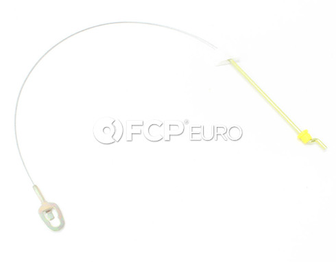 BMW Seat Adjustment Cable - Genuine BMW 52101916611