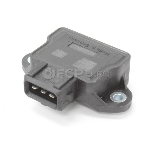 BMW Throttle Position Sensor - Genuine BMW 13631436000