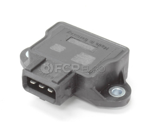 BMW Throttle Position Sensor - OEM Supplier 13631436000