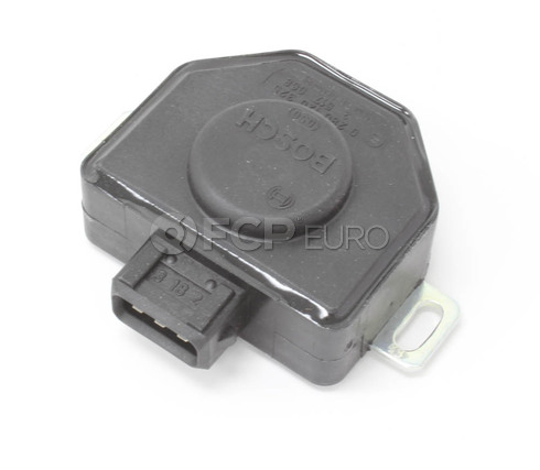 Volvo Throttle Position Sensor (240 242 244 245) - Genuine Volvo 3517068