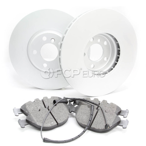 BMW Brake Kit - Meyle/Textar 34116756847KT2