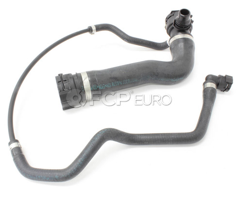 BMW Radiator Hose Upper (E60) - Genuine BMW 17127560968
