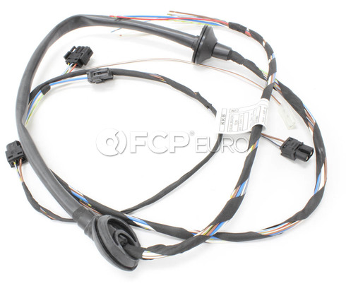 BMW Repair Wiring Set For Trunk Lid - Genuine BMW 61128368011
