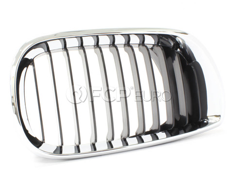 BMW Kidney Grille Right - Economy 51137030546
