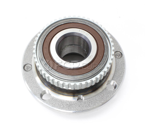 BMW Wheel Bearing and Hub Assembly Front (E30) - FAG  31211129576