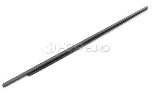 BMW Weather Strip Front Left (E39) - Genuine BMW 51218159235