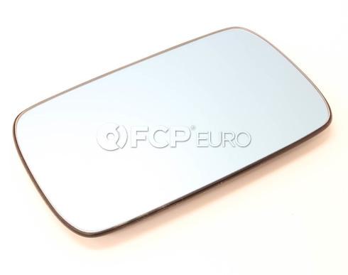 BMW Heated Door Mirror Glass Left - Genuine BMW 51168250436