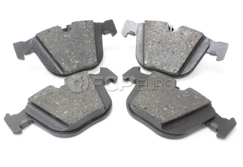 BMW Brake Pad Set Rear (F01 F02) - Genuine BMW 34216790966